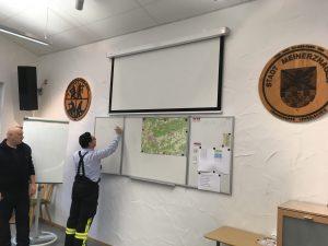 [Update 16:30 Uhr] Orkantief Friederike zieht Richtung Meinerzhagen - Gerätehäuser werden besetzt