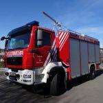Neues TLF 4000 für den Löschzug Meinerzhagen