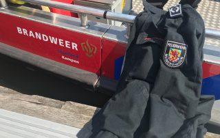 Feuerwehr Meinerzhagen zu Besuch in Kampen/NL