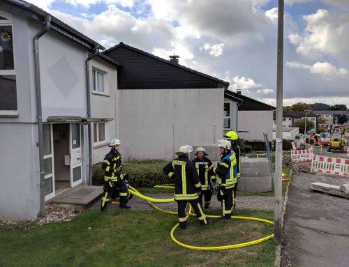 Gas-Alarm in Meinerzhagen