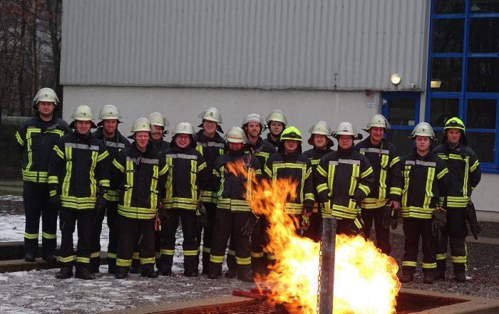 Fortbildung am Gas- und Wärme-Institut Essen