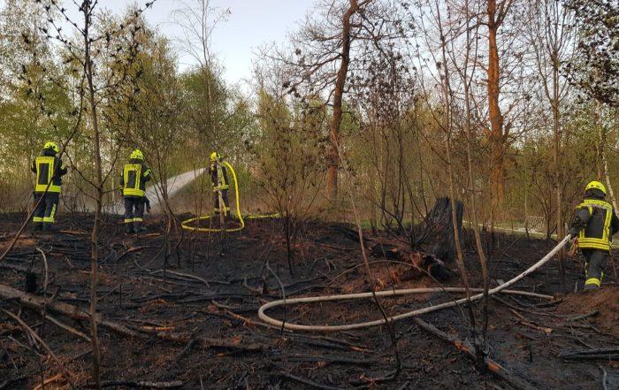Einsatzreicher Ostersamstag für die Feuerwehr