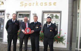Defibrillator für den Löschzug Haustadt
