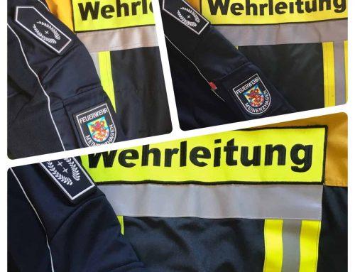 Wechsel der Wehrleitung in der Feuerwehr Meinerzhagen