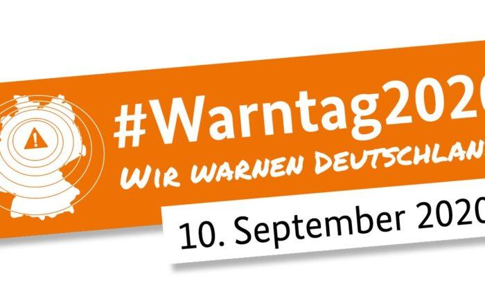 #WirWarnenDeutschland - bundesweiter Probealarm