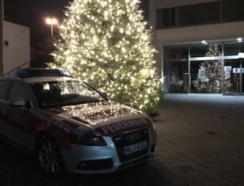 Frohe und geruhsame Weihnachten