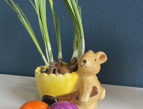 Wir wünschen Ihnen frohe Ostern!