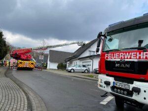 F1 – Blitzeinschlag Grünenbecker Weg 2