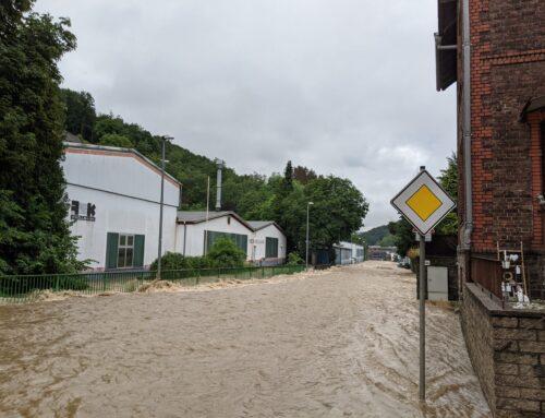 Meinerzhagen größtenteils von Unwetter verschont – Feuerwehr hilft in Altena